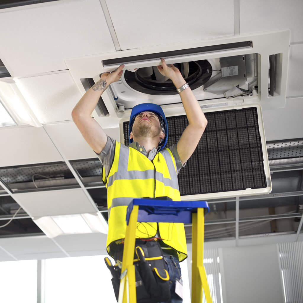 HVAC Repair, Commercial or Residential